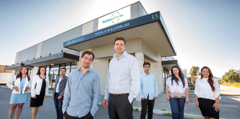 Sustainabilitywa-Team-Photo-2014